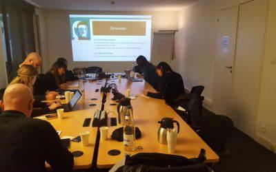 Atelier « Stéréotypes et sexisme » au CIC